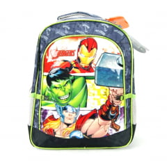Mochila Infantil Vingadores Marvel Xeryus 7083