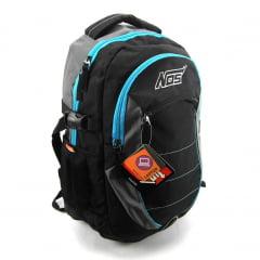 Mochila NOS Costas para Notebook Preta Luxcel MJ48435NS