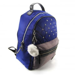 Mochila Juvenil Costas Up4you Luxcel MS45606UP-AZ Azul
