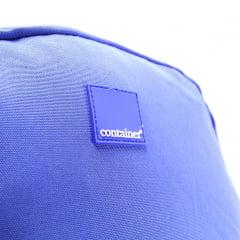 Mochila Container Azul Pastel com Estojo Dermiwil 37634