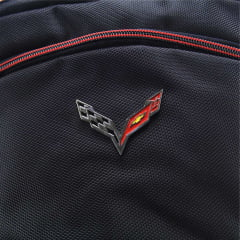 Mochila Corvette para Notebook Preto General Motors Luxcel MJ48450CV