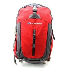 Mochila Discovery Expedition Vermelho Luxcel MJ48386DV
