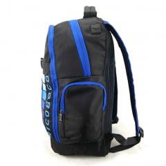 Mochila Nicoboco Azul e Preto Xeryus Sports 7414