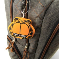 Mochila para Notebook Garfield Costas Luxcel MJ48524GF Cinza