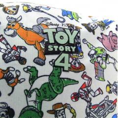 Mochila Toy Story 4 com Estojo e Chaveiro Plug Disney Dermiwil 37856