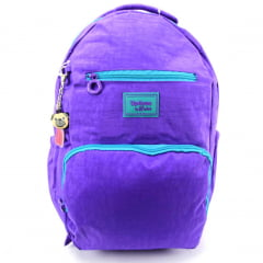 Mochila Up4you by Maisa Costas para Notebook Cor Violeta Luxcel MJ48639UP-VL