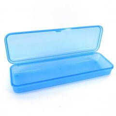 Mochila Wilson Juvenil de Costas com Estojo Plástico 65.010071LB Azul