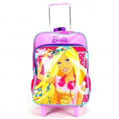 Mochila de Rodinha Barbie Shopping ref 063850 Sestini