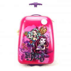 Mochila de Rodinha Mala Ever After High Sestini 064798