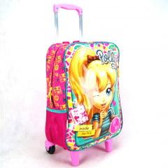 Mochila de Rodinha Polly Pocket Trip ref 063921 Sestini