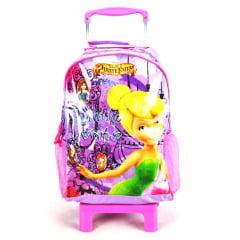 Mochila de Rodinha Tinker Bell Fadas Fairy ref 51468 Dermiwil