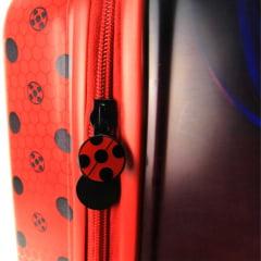 Malinha Infantil Ladybug Miraculous 360° Pacific 6660101 Vermelho