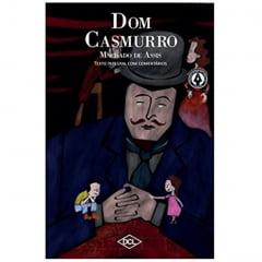 Livro Dom Casmurro. Texto Integral com Comentários - Editora DCL