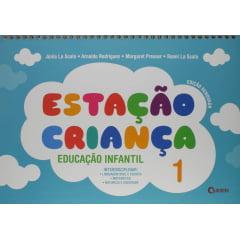 Livro Estação Criança 1: Conjunto - Editora Quinteto