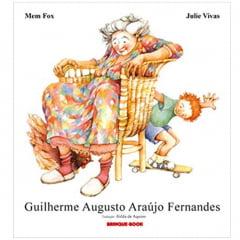 Livro Guilherme Augusto Araújo Fernandes - Editora Brinque-Book