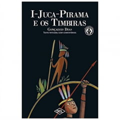 Livro I-Juca-Pirama e o Timbiras -  Editora DCL