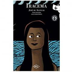 Livro Iracema. Texto Integral com Comentários - Editora DCL