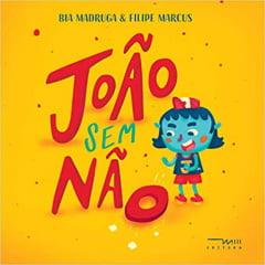 Livro João Sem Não - Editora M3