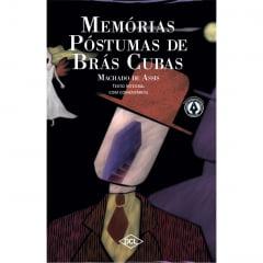 Livro Memórias Póstumas de Brás Cubas - Editora DCL