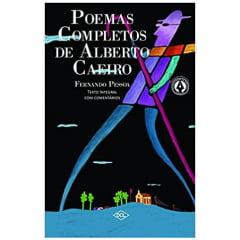 Livro Poemas Completos de Alberto Caeiro - Editora DCL