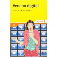 Livro Veneno digital - Editora Ática