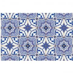 Adesivo Decorativo Papel de Parede Azulejo Português Contact 10 metros 240036C