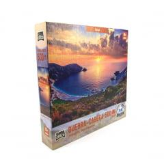Quebra Cabeça Havaí 500 peças Game Office 2634